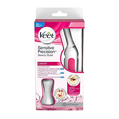 Veet Sensitive Precision–Beauty Styler [French Packaging].