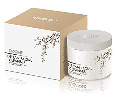 OZONE AAYURVEDIC De Tan Cleanser, 500 g