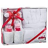 Home Spa Gift Basket Luxury...