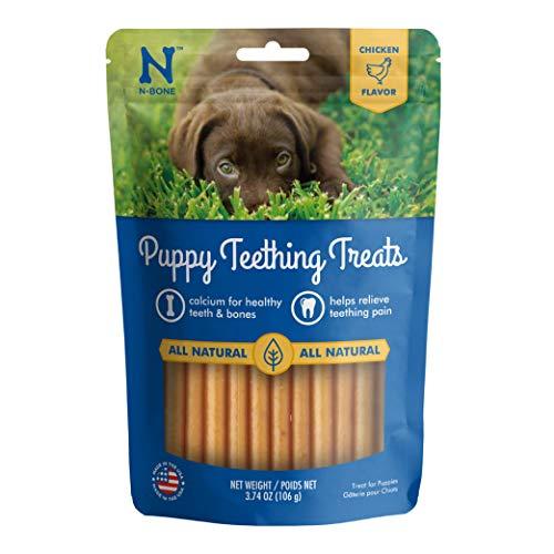 N-Bone Puppy Teething Treats, 3.74 oz (111150)