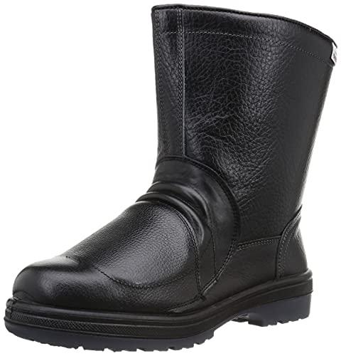 [ミドリ安全] 安全靴 半長靴 ラバーテック 甲プロテクタ付 RT940 甲プロ内装N メンズ ブラック 27.5 cm 3E