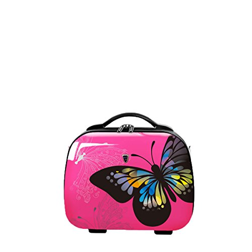 Madisson , Valigia per bambini rosa 28