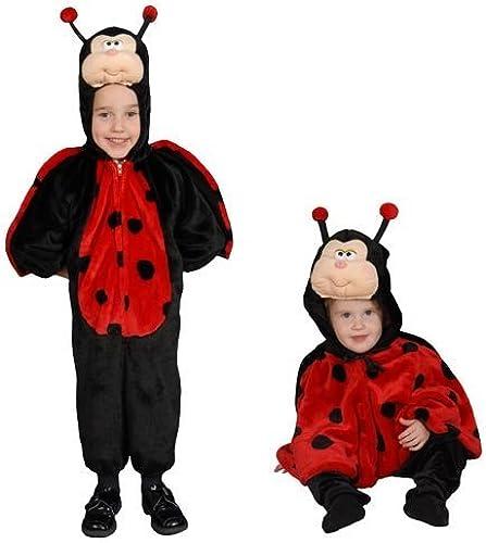 envío gratuito a nivel mundial Cute Little Ladybug Costume Set - - - Talla 2 by Dress Up America  Sin impuestos
