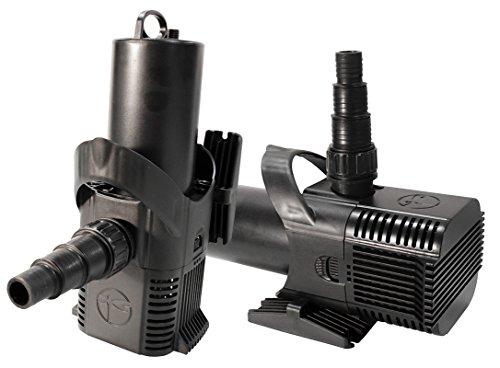 Pond Builder IllumiFlow Pump, 6000 GPH