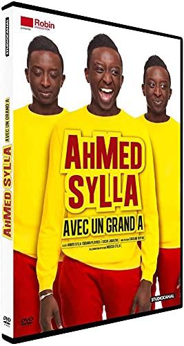 Ahmed Sylla-avec Un Grand A