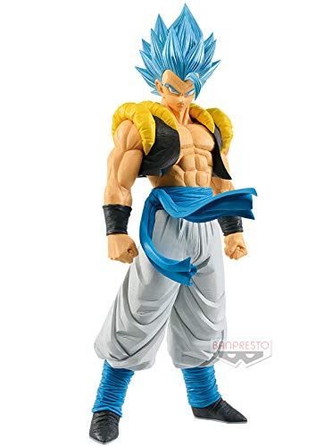 Banpresto. Dragon Ball Super Broly Figure Gogeta SSGSS Grandista Resolution of Soldiers Ahora Disponible!