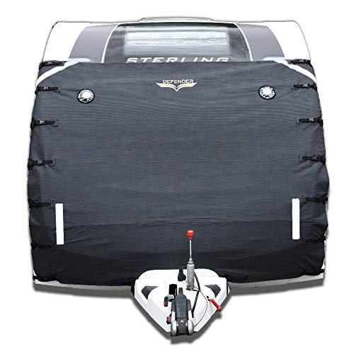 Defender Universal-Bugschutzplane für Wohnmobile, Dunkelgrau