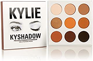 The Bronze Palette from Kylie Cosmetics Eye Makeup Palettes