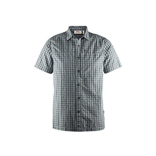 FJÄLLRÄVEN Herren Svante Seersucker Shirt, Dusk, M