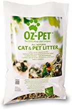 Oz-Pet All Natural Cat and Pet Litter, 15kg