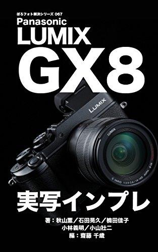 Boro Foto Kaiketu Series 067 Panasonic LUMIX GX8 Impression (Japanese Edition)