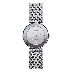 Rado Women's Flourence 35mm Steel Bracelet & Case Quartz Watch R48792103