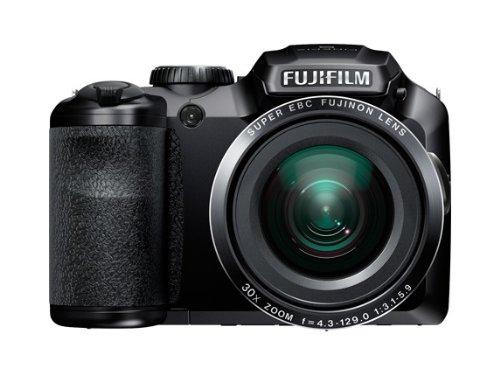 Fujifilm FinePix S6800 Digitalkamera (16 Megapixel, 30-Fach Opt. Zoom, 7,6 cm (3 Zoll) Display, bildstabilisiert)