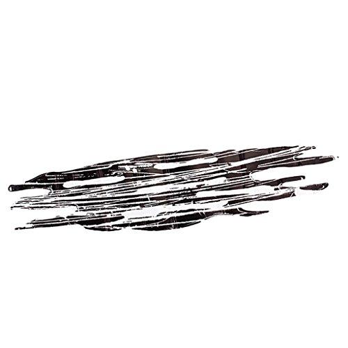Sharplace 1 Unidad de Pegatinas de Vinilo para Arañazos Falsos, Pegatinas para Fiestas, Trucos, Bromas, Accesorios