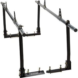 Ultra-Tow 4-Post Utility Truck Rack - 800-Lb. Capacity, Steel