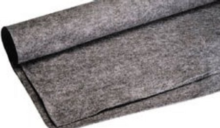 Absolute C48LGR 48-Inch x 50 Yard Light Carpet for Speaker Sub Box, RV Truck Car/Trunk Laner Liner Roll (Light Grey)