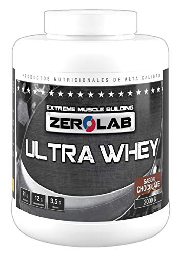 Zerolab Ultra Whey 2 kg – Cookies