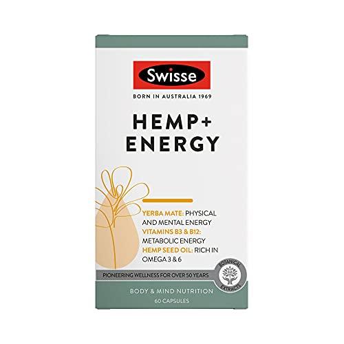 Hemp+ Energy