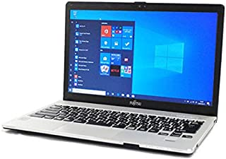 WQHD液晶搭載【新品SSD搭載】【Win 10搭載】富士通LIFEBOOK S904 ★高性能第4世代Core i5(1.9GHz)/4GBメモリ/SSD 256GB/13.3インチ /WiFi/Bluetooth【最新版Office、新品無...
