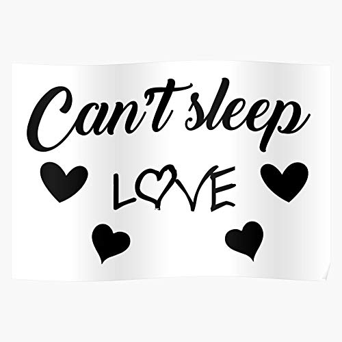 CHENXIAOYAN Love Pentatonix Poster Sleep Cant for Home Decor Wall Art Print Poster