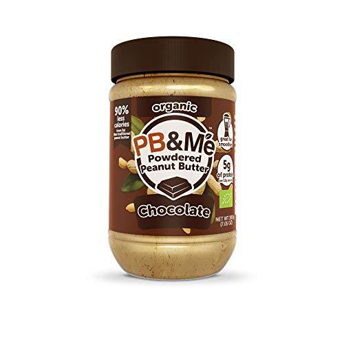 PB&Me Schokolade Bio-Erdnussbutter Glas,1 stück