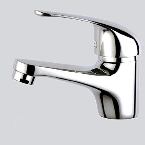 ZGQA-GQA Grifo mezclador para lavabo de baño moderno de latón para lavabo de baño