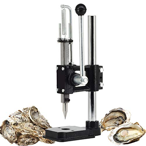 Oyster Clam Opener Machine with Oyster Knife, Oyster Shucker Tool Set...