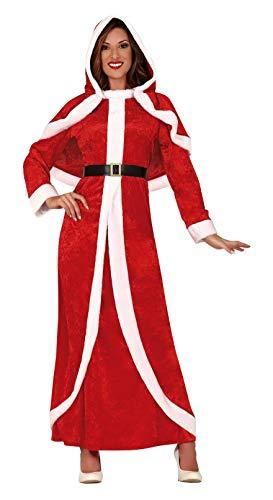GUIRMA Disfraz de Mujer Babba Mamma Natale