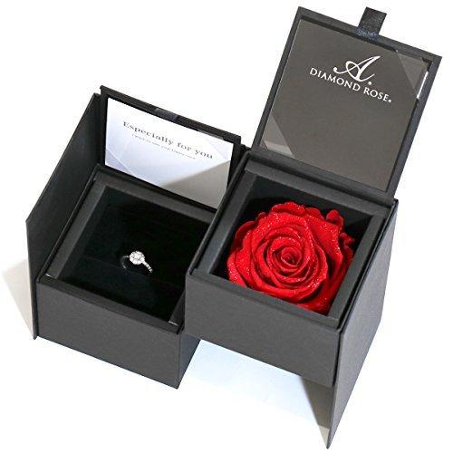 バラケース 婚約指輪 ジュエリーボックス