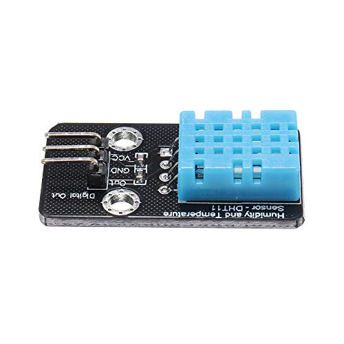Módulo electrónico Módulo de sensor de temperatura y humedad DHT11 Equipo electrónico de alta precisión