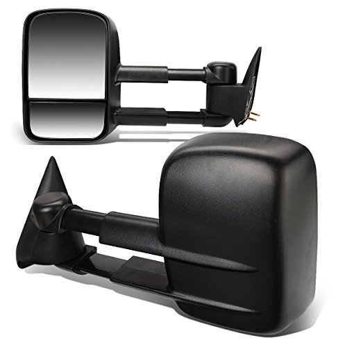 04 chevy silverado tow mirrors - 1