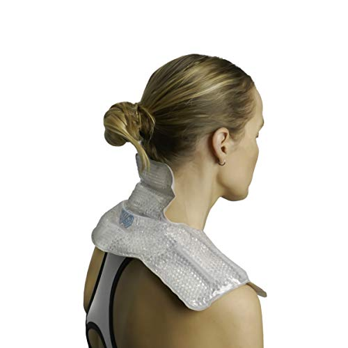 Quality Neck Shoulder Warmer Freeze for Pain Relief Soothing Microwave Heat Pad Heated Wrap Pain and Arthritis Relief Gel Beads