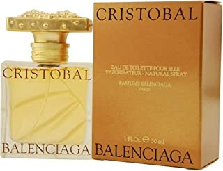 Cristobal By Balenciaga For Women Eau De Toilette Spray, 1-Ounce