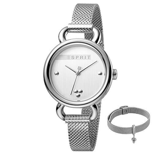 Esprit-set van horloge en armband.