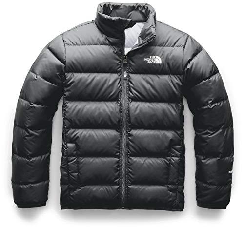 The North Face Boys' Andes Jacket, Asphalt Grey, Large