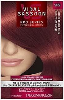 Vid Sas #5rr Med Vibrnt R Size 1ct Videl Sasson #5rr Medium Vibrant Red