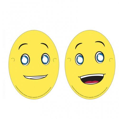 Amscan 8-Piece Bananas in Pyjamas Masks Party Accessory