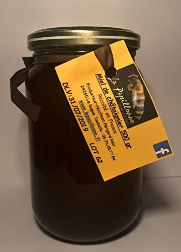 Miel de châtaignier - 500g - fabriqué au Bugue, en Dordogne