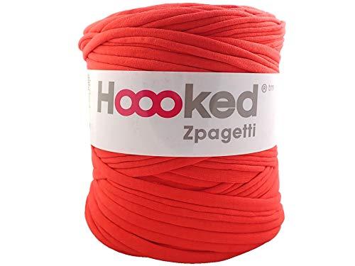 Hoooked Zpagetti T-Shirt-Garn, Baumwolle, 120 m, 700 g
