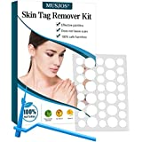 Best Skin Tag Remover Kit, Micro Skin Tag Removal for (2mm to 4mm) Sized Skin Tags, Upgrade Band Is Not Easy to Fall Off, No Pain and Easy to Use