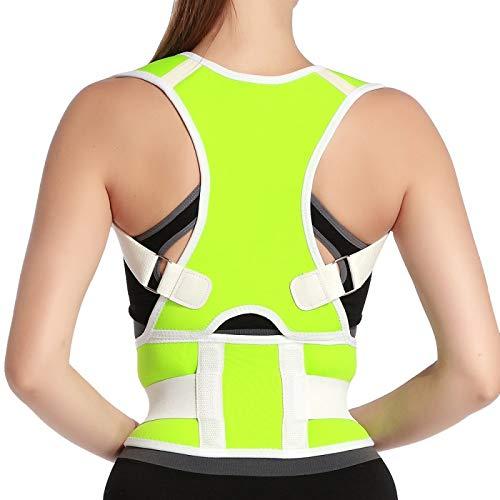 LLZGPZBD lichaamshouding corrector elasticiteit houding ondersteuning schouder rugsteun & ondersteuning voor mannen vrouwen Magic Stick lichaamshouding corrector riem houding