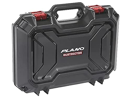 Plano Rustrictor Defender Two Pistol Case | All-Weather...
