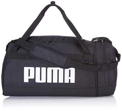 Puma Challenger Duffel M Pro Sac De Sport Mixte Adulte, Black, Taille Unique