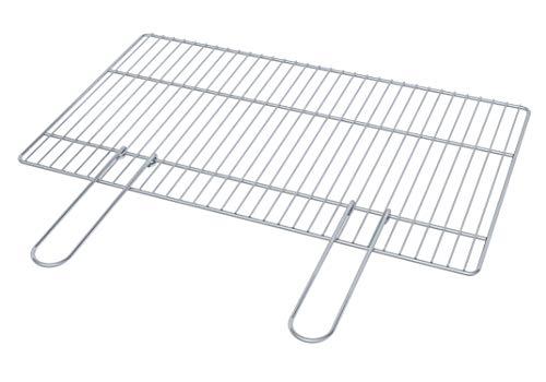 SAROM Grillrost, verchromt, 67 x 40 cm, Stahl