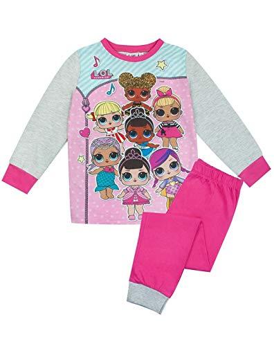 L.O.L. Surprise! Mädchen Dolls Schlafanzug Mehrfarbig 116