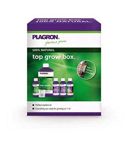 Plagron Top Grow Box 100% Natur, 23 x 18 x 8 cm