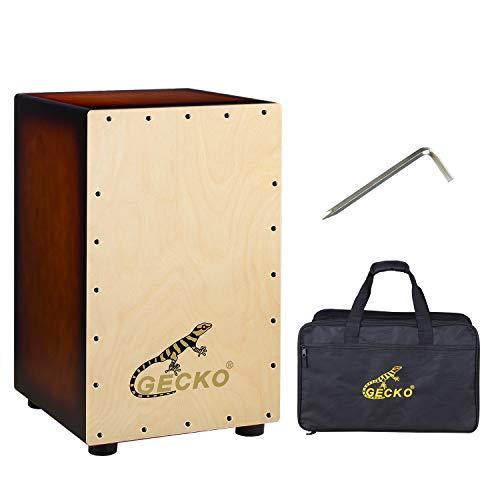 Cajon BOX Drum-Wooden Percussion Box musical instrument cajon box drum