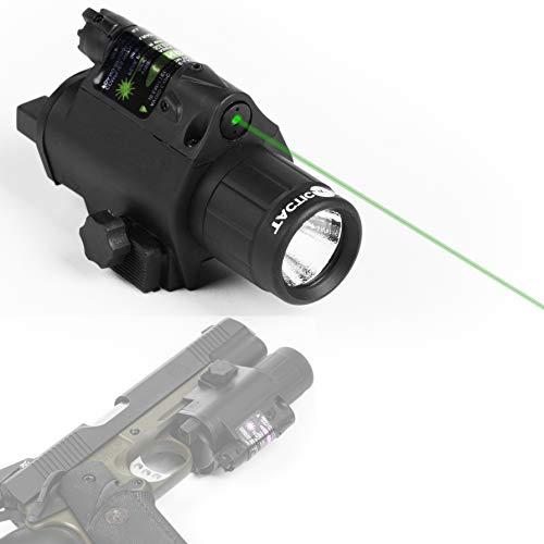 Tacticon Laser Flashlight