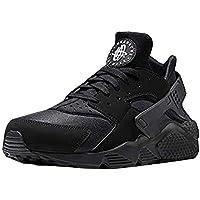 Nike Air Huarache, Zapatillas para Hombre, Negro (Black/Black-White 003), 46 EU