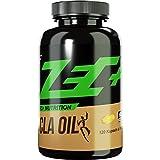 ZEC+ CLA OIL Konjugierte Linolsäure – 120 hochdosierte Kapseln mit CLA 1000 mg